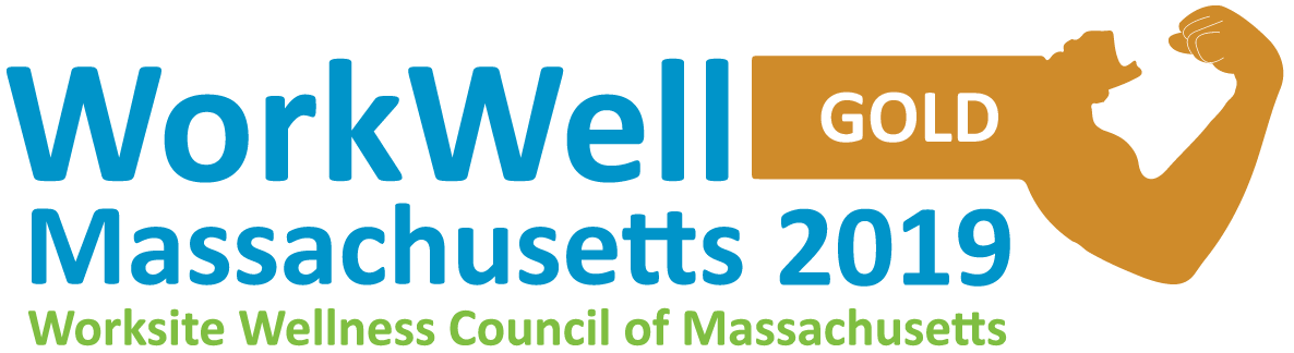 Worksite Wellness Council of Massachusetts | WorkWell Massachusetts 2019 Gold Award